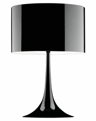 FLOS Spun Light T1 Black - London Lighting - 1