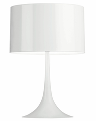 FLOS Spun Light T1 White - London Lighting - 1