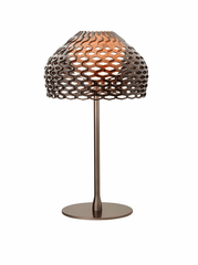 FLOS Tatou T1 Grey-Ochre Table Lamp - London Lighting - 1
