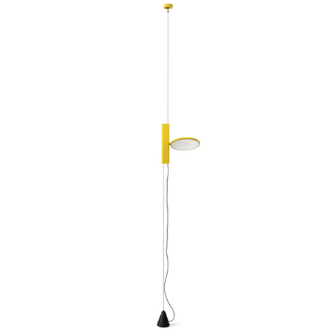 FLOS OK Suspended Light - Yellow - London Lighting - 1