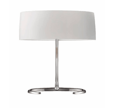 Foscarini Esa Small White Table Lamp - London Lighting - 1