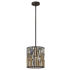 Hinkley Gemma Mini Pendant Light 260mm - London Lighting - 1