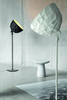 Diesel Rock Floor Lamp White - London Lighting - 3