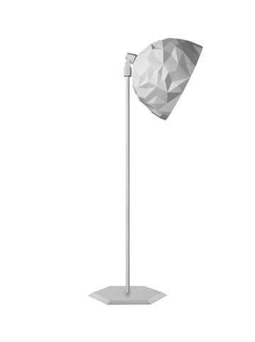 Diesel Rock Floor Lamp White - London Lighting - 1