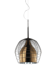 Diesel Cage Large Suspension Light - London Lighting - 1
