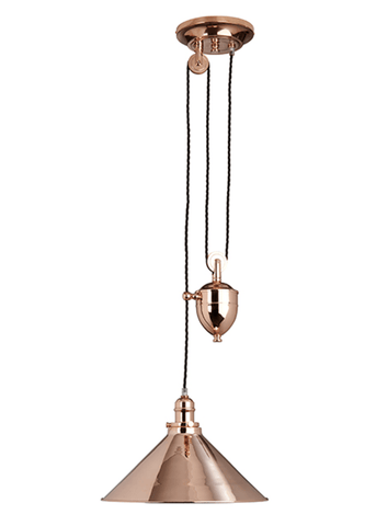 Provence Rise and Fall Pendant - London Lighting - 1
