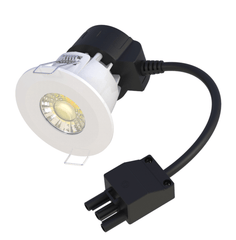 8W Eco Firestay Dimmable LED Dowlight