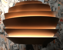 FOSCARINI Le Soleil Suspension Copper