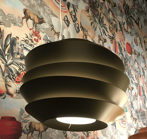 FOSCARINI Le Soleil Suspension Bronze