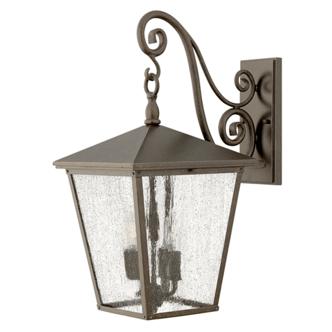 Hinkley Trellis Large Wall Lantern
