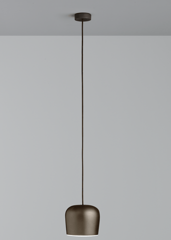 FLOS Aim Small Fixed Brown Pendant