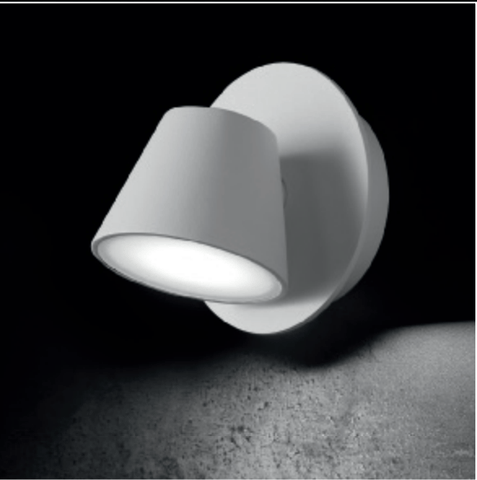 Conical Spotlight In white - ID 7420