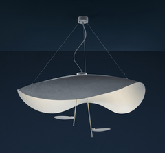 Curving LED Pendant Colour Options - ID 7541