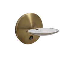 London Bronze adjustable LED Wall Light - ID 6287