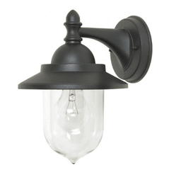 Outdoor Wall Light In Black IP44 - ID 3067