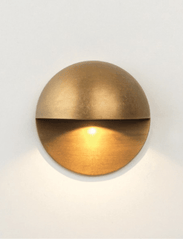 Recessed Downlight In Antique Brass IP65 - ID 6924