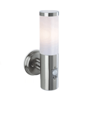 Thornton Outdoor Wall Light with PIR - ID 6955