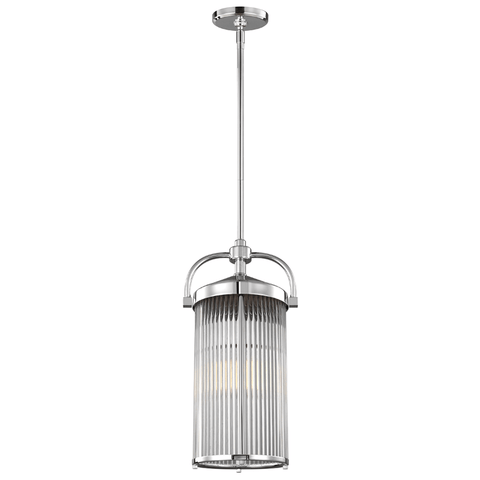 Bishopsgate 3 Light Pendant IP44 - ID 8584