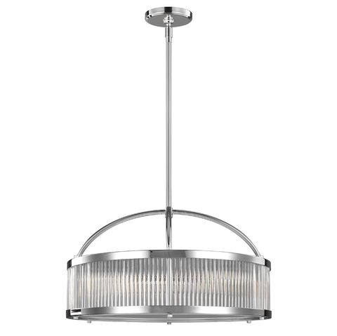 Bishopsgate 6 Light Pendant IP44 - ID 8586