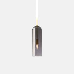 FOG Large Pendant in Frosted or Smoked Glass - ID 9941 ID 9942