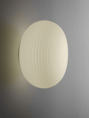 Fontana Arte Bianca Flush Wall or Ceiling - London Lighting - 1