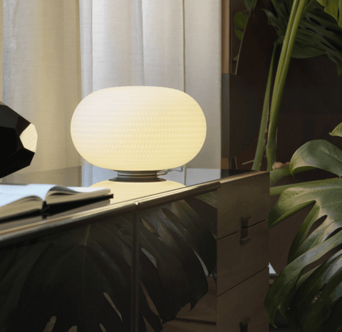 Fontana Arte Bianca Table Lamp - London Lighting - 1