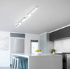 Amox Zon 78-772-072 Aluminium Ceiling Light - London Lighting - 4
