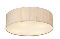 50cm Flush Mount Drum Shade - ID 10282