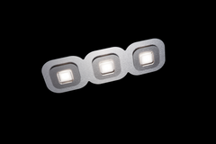 Grossmann AP Three Lamp Wall / Ceiling Light - Colour Options