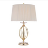 Knot Twist Table Lamp In Polished Brass - ID 9390