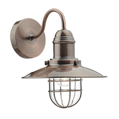 Terrace Copper Wall Bracket - London Lighting - 1