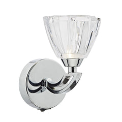 Vito Polished Chrome Wall Bracket - London Lighting - 1