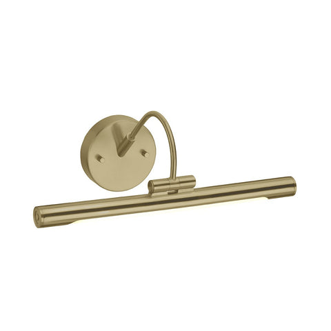 Cubitt Brushed Brass Small Picture Light - ID 8354