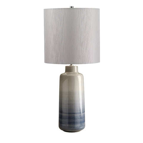 Barking Large Table Lamp c/w Shade - ID 8045