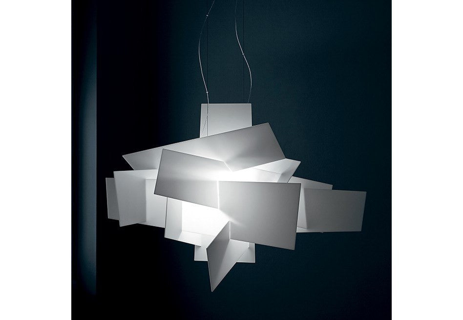 foscarini big bang fluorescent suspension pendant london. Black Bedroom Furniture Sets. Home Design Ideas