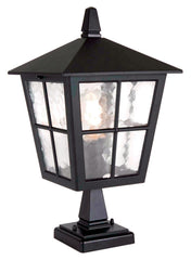 Canterbury Pedestal Lantern - London Lighting