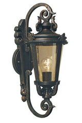 Baltimore Wall Lantern Medium - London Lighting - 1