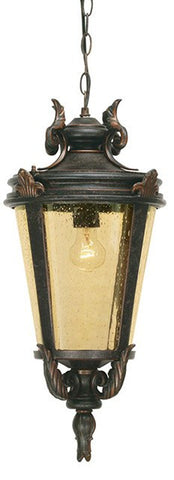 Baltimore Chain Lantern Medium - London Lighting - 1