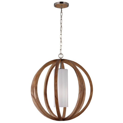 Feiss Allier Large Pendant Light - London Lighting - 1