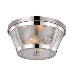 Feiss Harrow Flush Mount - London Lighting - 1