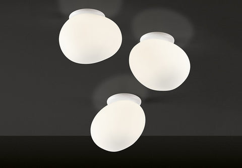 Foscarini Gregg Small Wall/Ceiling Light - London Lighting - 1