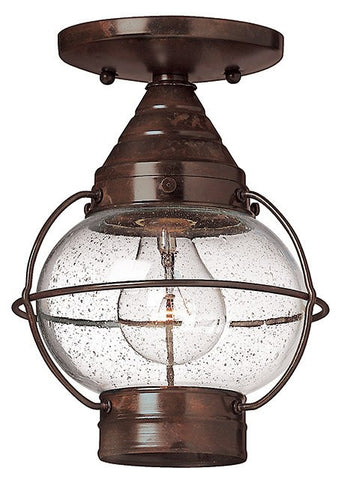 CAPE COD - Exterior Flush Lantern - London Lighting - 1