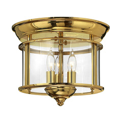 Hinkely Gentry Flush Mount - London Lighting - 1