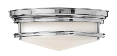 HADLEY - Chrome Flush - London Lighting - 1