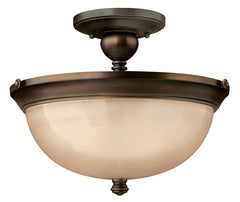 MAYFLOWER - Semi-Flush - London Lighting - 1