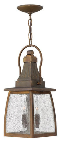 MONTAUK - Exterior Hanging Lantern - London Lighting - 1