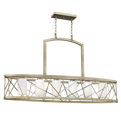 Hinkley Nest 6 Light Island Chandelier - London Lighting - 1
