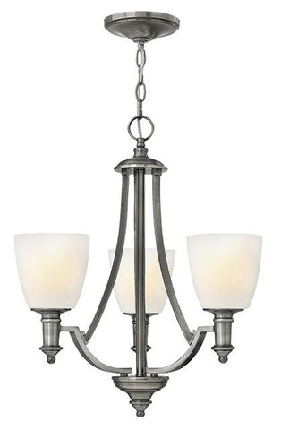 Truman 3 Lamp Chandelier - London Lighting - 1