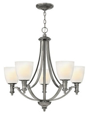Truman 5 Lamp Chandelier - London Lighting - 1