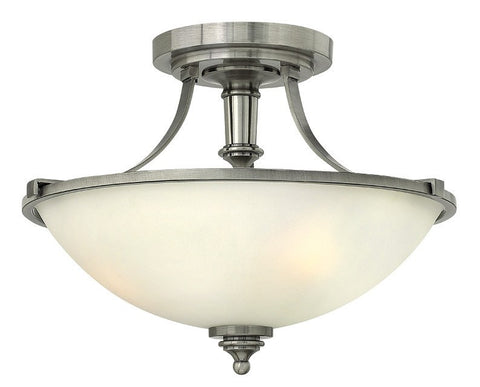 Truman 3 Lamp Semi-Flush - London Lighting - 1